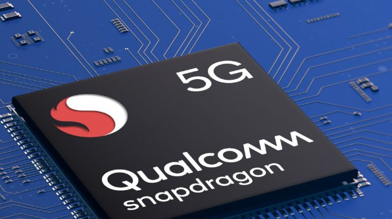 Snapdragon 895, the first definitions are not surprising