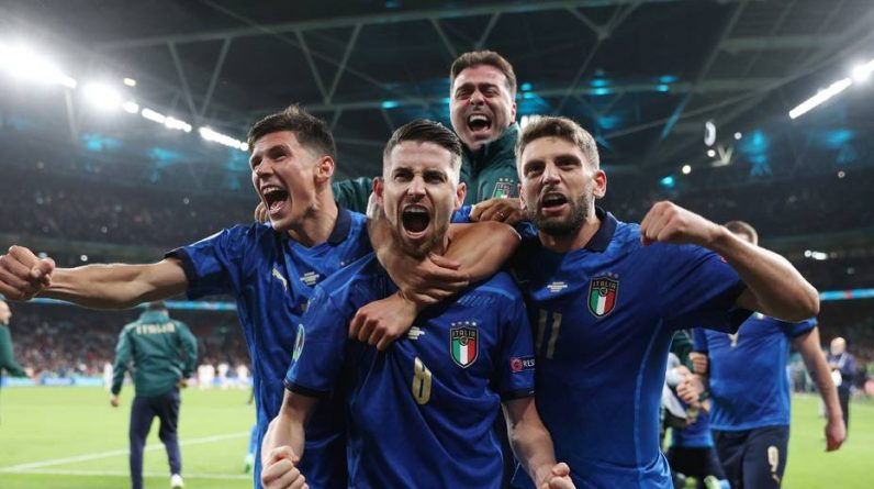 Sports |  Euro: At the end of Italy's misery, London is waiting for the other finalist