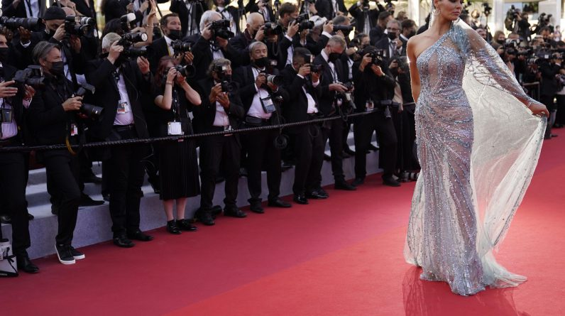 The AP photographer is based in Cannes