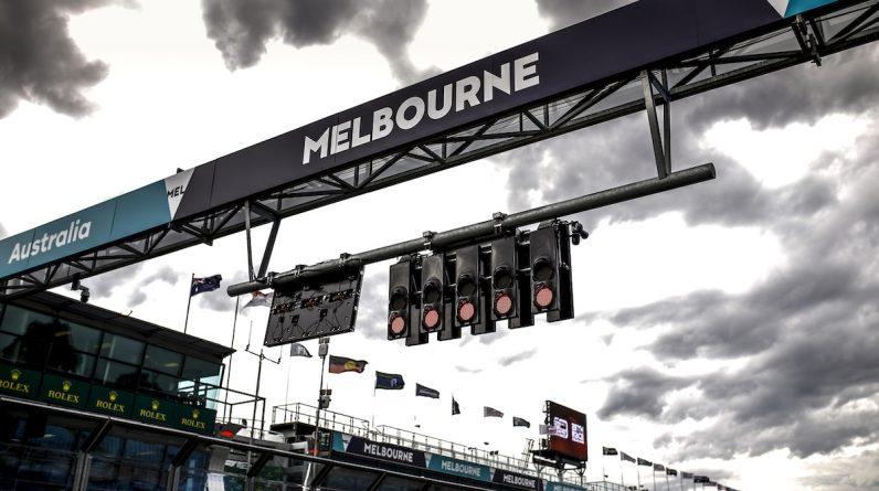 Le Grand Prix d'Australie annulé