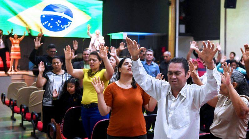 évangéliques Amérique du Sud