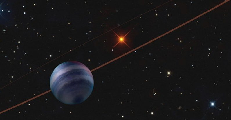 This newly discovered world has always been the most closely spaced exoplanet