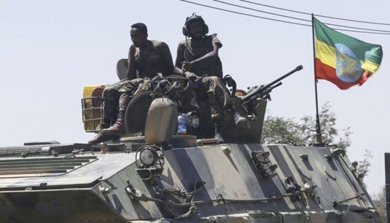 Tigre rebels claim control of another city in Ethiopia