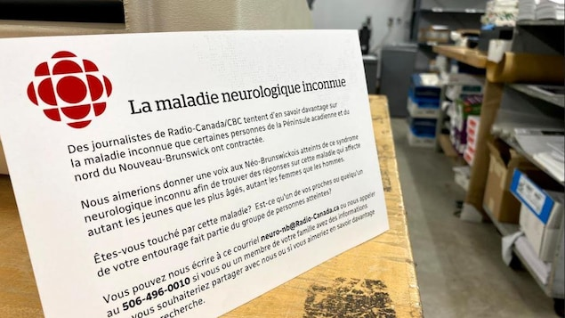 Unknown Neurological Disease: 50,000 Postcards Sent by Radio-Canada and CBC