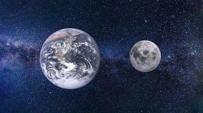 What if the moon were twice as close to the earth as it is today?  |  United States