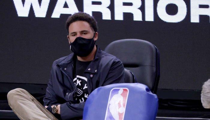 NBA Klay sur le banc