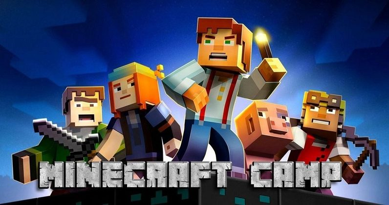 With Steps, Download Minecraft for Android, PC and iPhone for free in 3 minutes