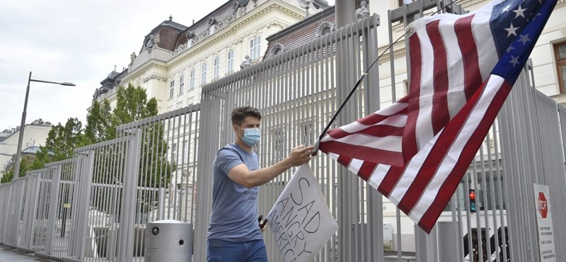 The Havana-like disease has also been reported at the US Embassy in Vienna