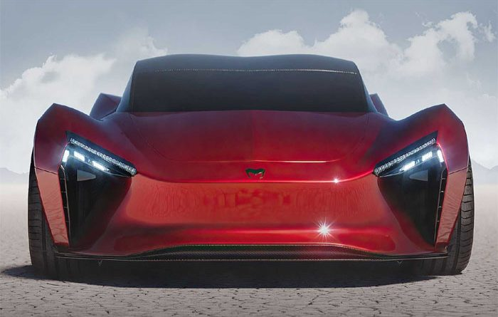 India's first electric supercar with a range of 523 km on a single charge.