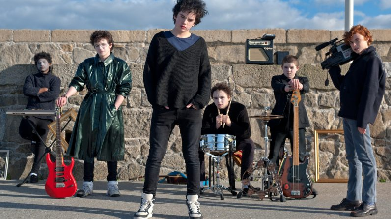 """AR """"Sing Street"""" tonight on ARTE: Comment and information on this favorite music movie"""
