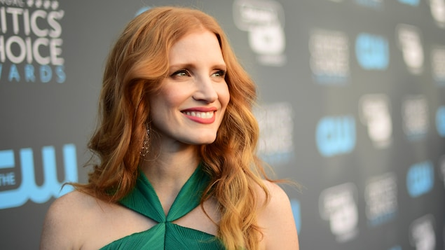 DIFF: Actress Jessica Chastain will receive the Tribute Actor Award