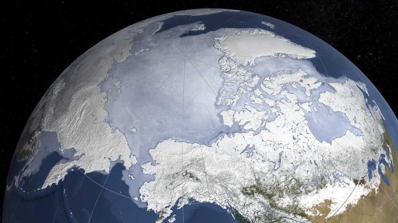 Le Changement Climatique Dans L'océan Pourrait «geler» L'europe Et L'amérique