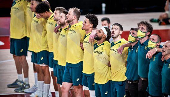 Semi-final, Australia's destructive walk    NBA
