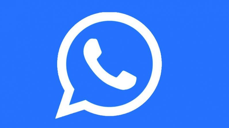 WhatsApp |  How to get blue app |  Applications |  Applications |  Smartphone |  Cell Phones |  Viral |  Trick |  Training |  Logo |  Icon |  USA |  Spain |  Mexico |  NNDA |  NNNI |  Game-game