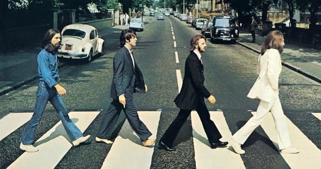 In London, the famous Abbey Road studios open their doors to the public