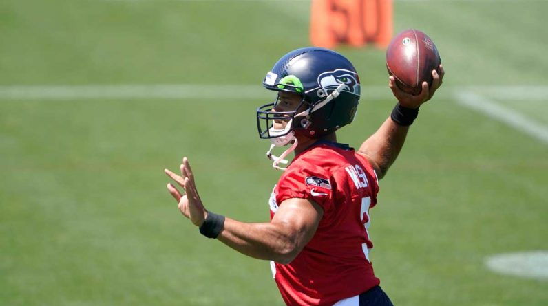 """Russell Wilson (Seahawks): """"We could be the best offense in the NFL"""""""