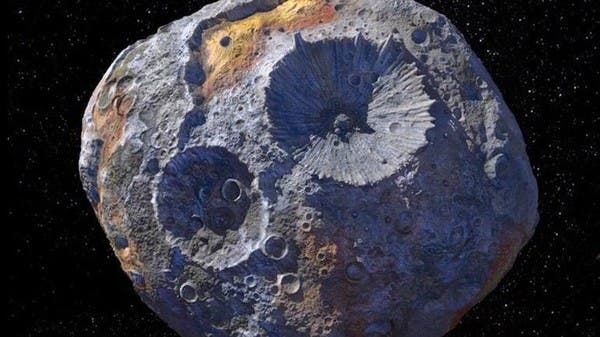 Surprise .. An asteroid of gold will make people rich