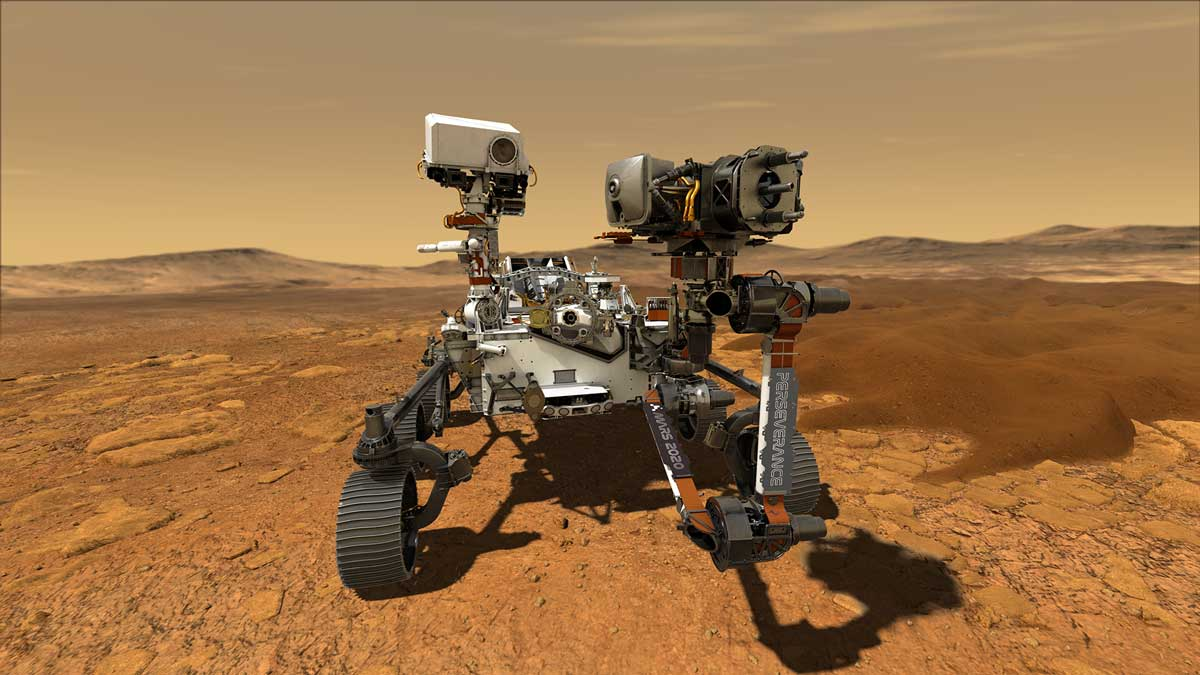 NASA's Perseverance Rover Successfully Lands on Mars' Xero Groove: All You Need to Know About the Historic Landing - The Financial Express