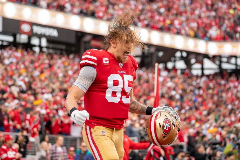 George Kitt took the San Francisco 49ers to the Super Bowl last season.  (Kyle Derata / USA Today Games / Press Games)