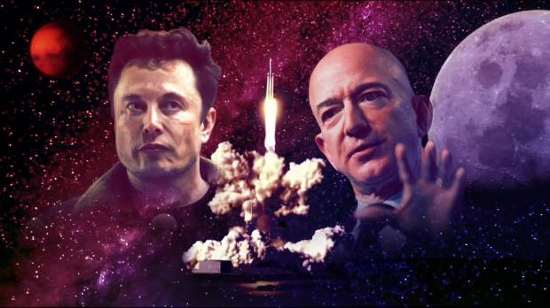 Jeff Bezos sued NASA for selecting Elon Musk.  New chapter in fighting with the super rich