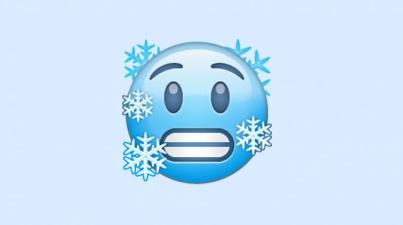 WhatsApp |  If frozen face emoji |  Cold face |  பொருள் |  Applications |  Applications |  Smartphone |  Cell Phones |  Viral |  Trick |  Training |  USA |  Spain |  Mexico |  NNDA |  NNNI |  Game-game