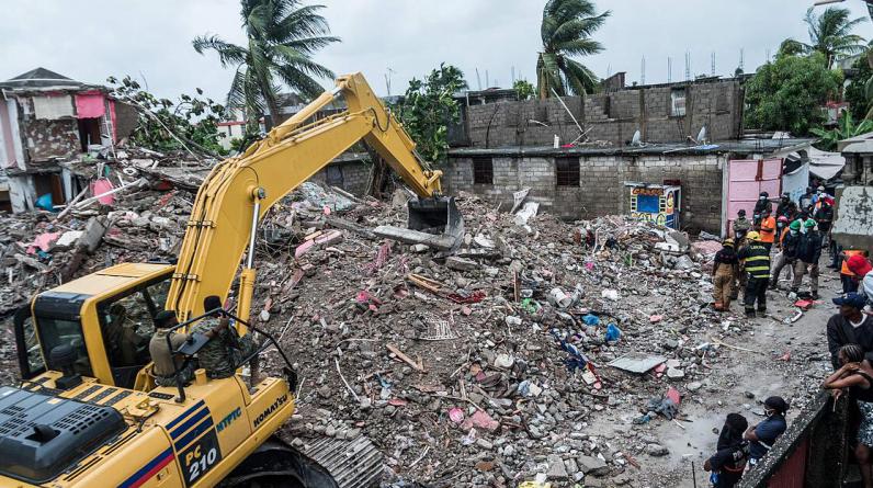 Earthquake in Haiti: Nearly 2,000 people die