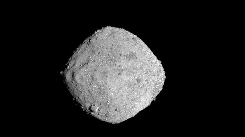 """The asteroid """"Pennu"""" is more likely to hit Earth"""