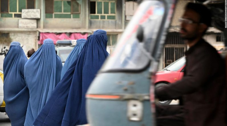 """""""Nobody believes it comes from the mouth of the Taliban"""": Women in Afghanistan"""