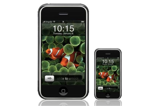 The iPhone Nano is actually an Apple project according to emails from 2010