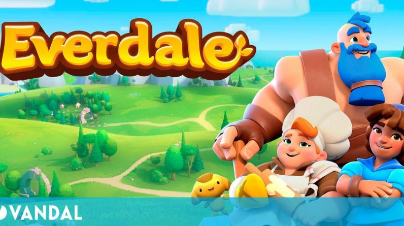 Supercell introduced Everdele on mobiles with an imaginary company