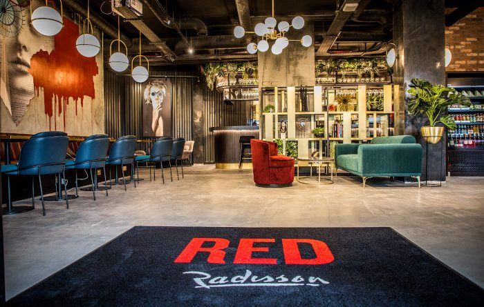 Le Radisson RED Londres Greenwich The O2