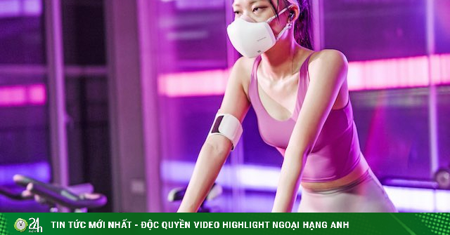 The mask has good technology like air purifier that connects to the smartphone