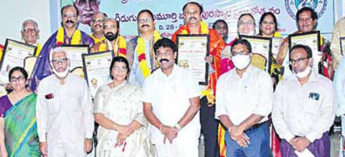Telugu University for the state soon