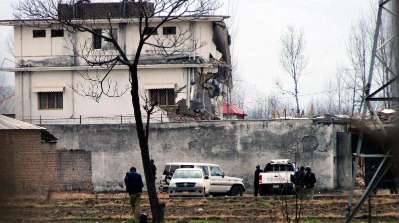 "Afghanistan kills bin Laden, naval logo: ""Anger and tragedy"""