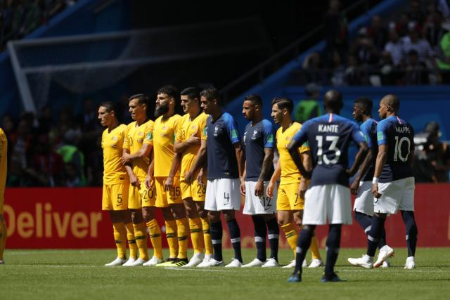 Australia deported for the 2022 World Cup qualifier against China