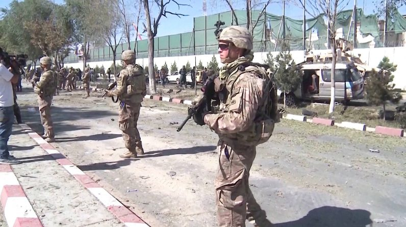 Biden confirms US withdrawal from Afghanistan before August 31