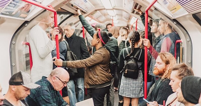 City of London recovers heat generated on underground trains to heat its population