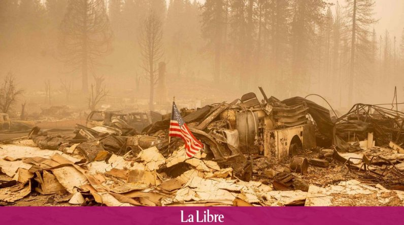Dixie Fire continues its course in California