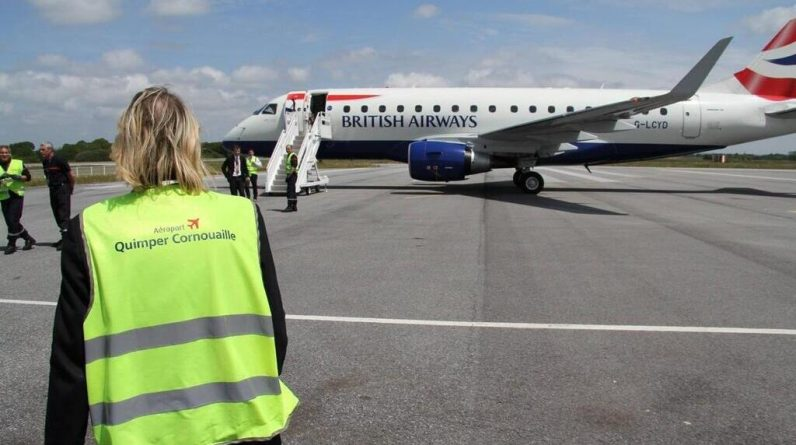 Finally there was no British Airways flight between London and Kuimper this summer