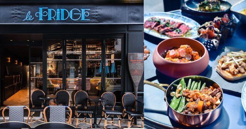 Fridge Comedy Club, Enjoy good food all around!