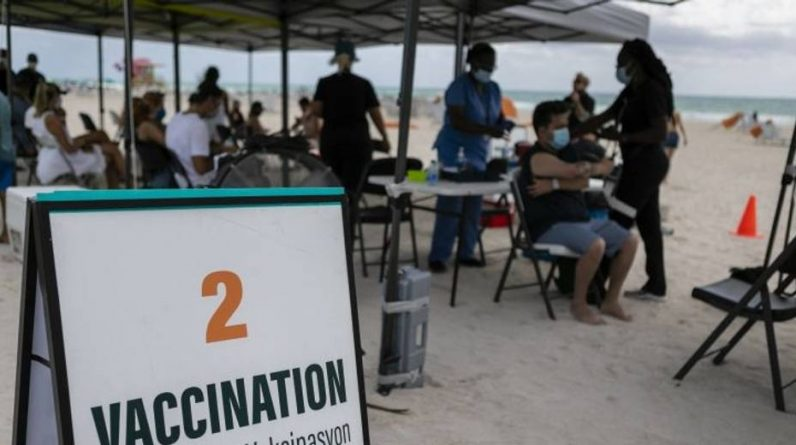 Health |  Are you forcing employees to be vaccinated?  American companies are collapsing