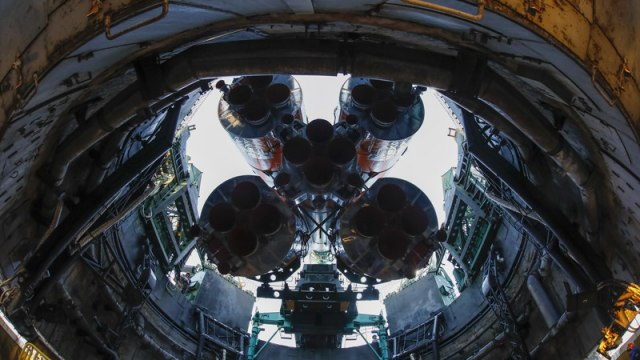 """How the International Space Station flew out of orbit: """"Russians under pleasure"""" - science - life"""