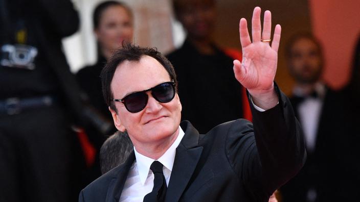Le réalisateur américain au festival de Cannes, en mai 2019.