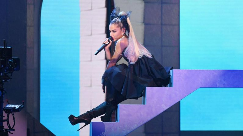 Incarnation of Ariana Grande at Fortnight, which continues its entertainment strategy