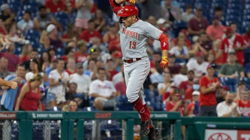 Joey Votto writes another chapter in his story