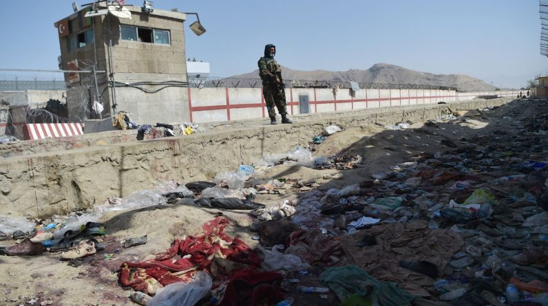 Kabul attack: America in mourning