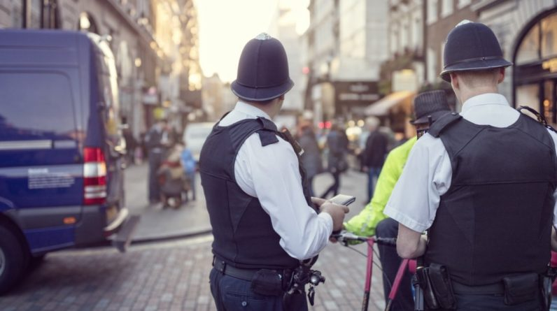 "Knife attack in London, Christian Hadun Tash ""police inaction"""