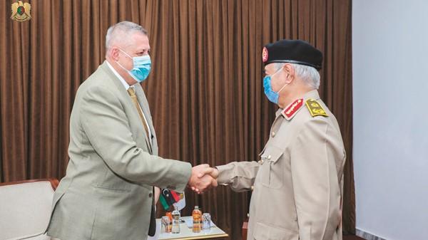 Libya: UN ambassador discusses election file and expulsion of mercenaries