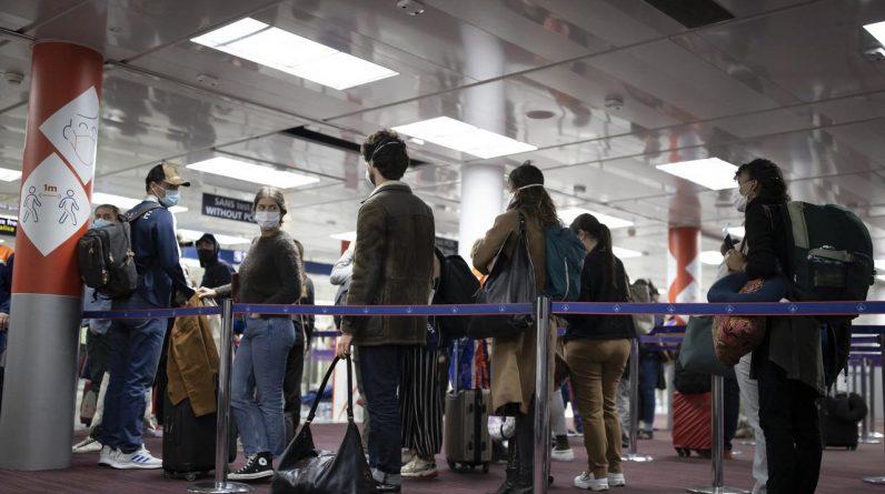 "Live - Govt-19: Strengthening restrictions on flights of ""bad students"""