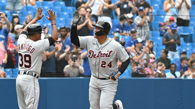 MLP - Baseball: 500th CC for Miguel Cabrera in victory over Jays